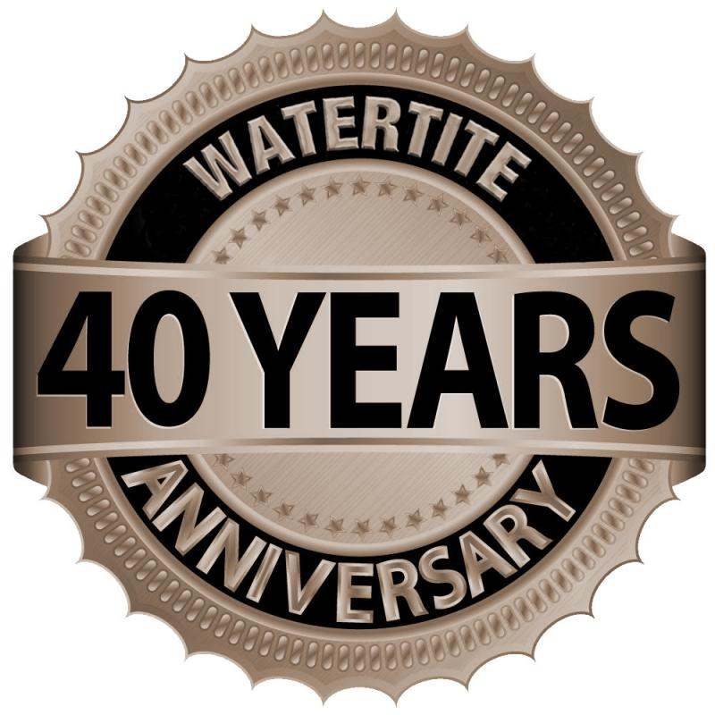 2016 40th Anniversary Of Watertite Roofing